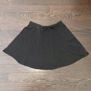 Dresses & Skirts - Circle Black Skater Skirt